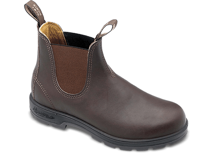 c85b0f00273 BLUNDSTONE NON-SAFETY SLIP ON BOOT BLACK 510 - The Workers Shop Perth