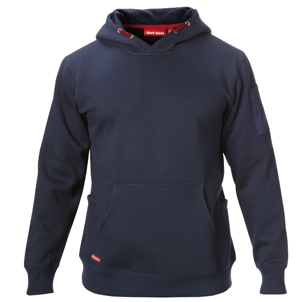 A Hard Yakka work work hoodie in stock at the workers shop